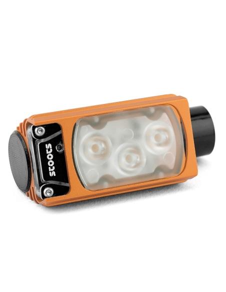 Lampe frontale STOOTS KISKA2 Trail Orange